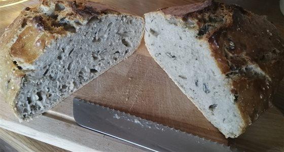 Domáci chlieb - fotorecept