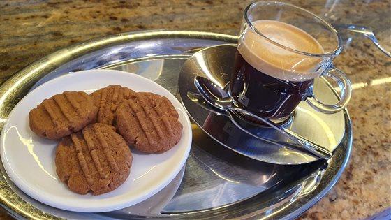 Koka keksy - sušienky ku káve