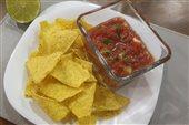 Mexická paradajková salsa