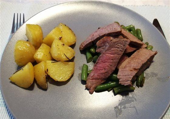 Roastbeef z rump steaku
