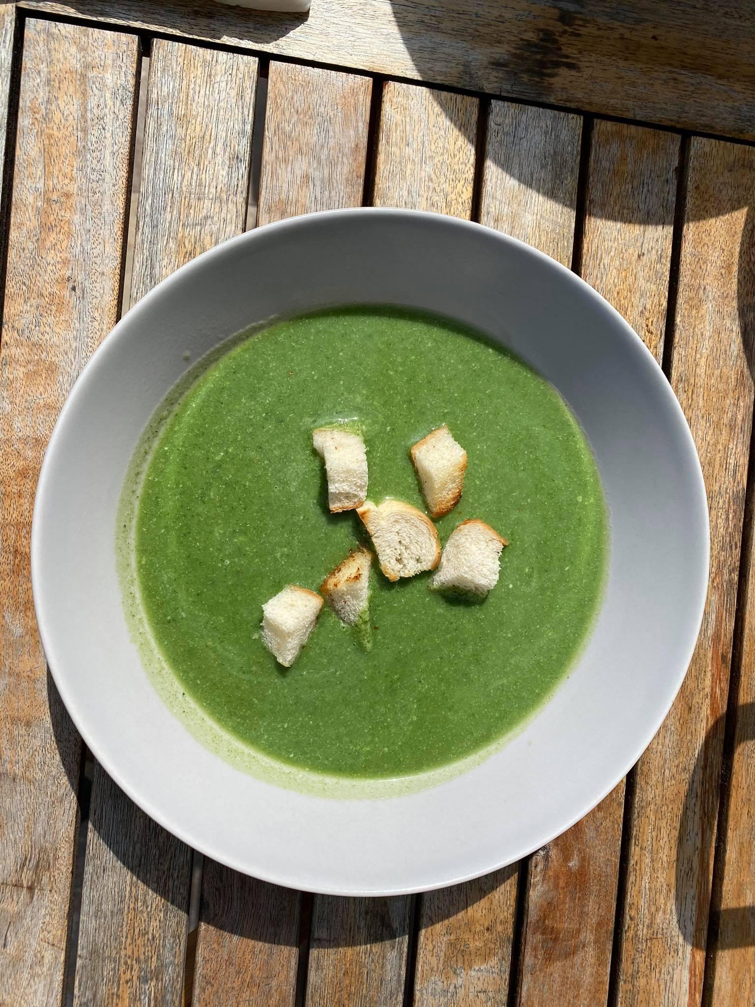 Recept na žihľavovú polievku