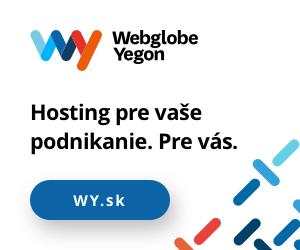 Výkonný a spoľahlivý webhosting