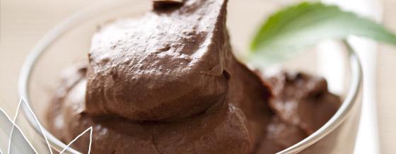 Čokoládová pena z neba - recept