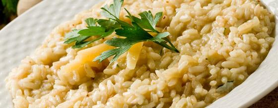 Talianske rizoto - recept