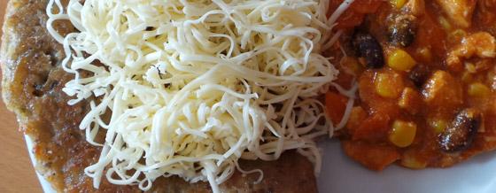 Kuracie soté so zemiakovou plackou