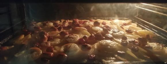 Francúzske zemiaky dopečieme odokryté